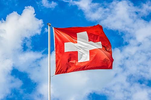 The Swiss residency card