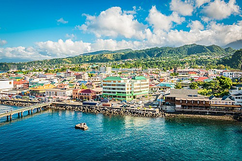 Dominica second passport with excellent healthcare