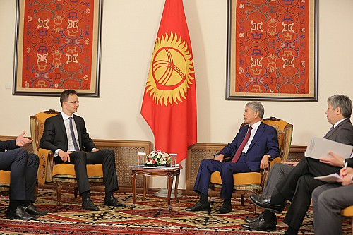 Hungary and Kyrgyzstan: cooperation in a new dimension