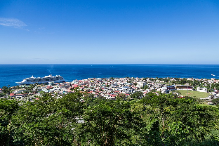 Geothermal projects through Dominica citizenship