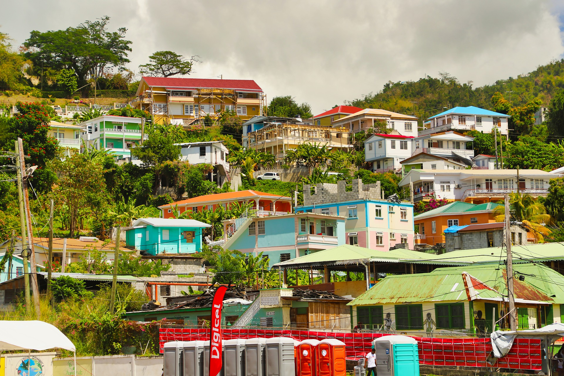 Citizenship program made Dominica the fastest growing economy in Latin-America